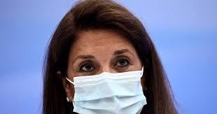 Βάνα Παπαευαγγέλου: Ποια είναι η παιδίατρος - λοιμωξιολόγος που  συνόδευσε... | Ελλάδα Ειδήσεις