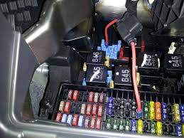 vw jetta jetta cigarette lighter fuse forum volkswagen bora applies to any car really just make a fuse holder jumper remove the existing fuse and plug in into the correct leg location the b source