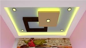 color coated gypsum false ceiling