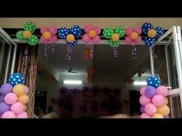 house decorations mall activity