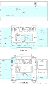 net assignable area of a building by floor