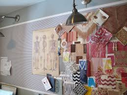 crafts cork board wall