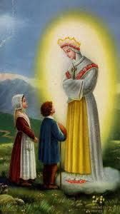 Image result for mary virgin lasalette