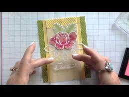 Easter Card Making Kit Using Cricut Card Ideas  YouTubeCard Making Ideas Youtube