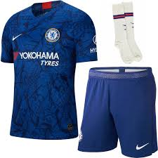 Soccer Jersey Whole Home Chelsea Kit 2019-2020