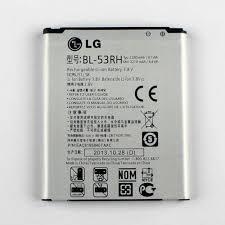 LG OPTIMUS GJ E975W BL-53RH 2280 mAh