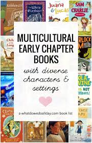 diverse beginning chapter books for kids ages 6 10
