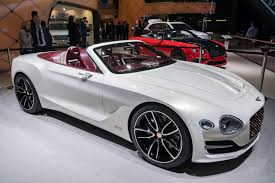 bentley new car releaseBentley challenges Teslas idea of electric luxury with a gorgeous