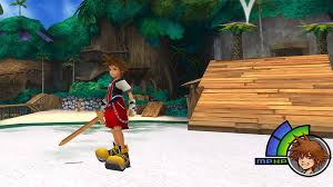 Kingdom Hearts Player Spends 210 Hours Leveling Up With