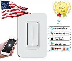 Simply Smart Light Switch Details About 2018 Smart Wifi Light Switch Smart Life App Tuya Alexa Google