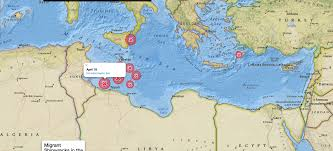 Another Migrant Boat Sinks In Mediterranean National Geographic