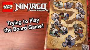 Trying to Learn How to Play the Ninjago Season 13 Board Game - New Summer  2020 Ninjago Sets - YouTube