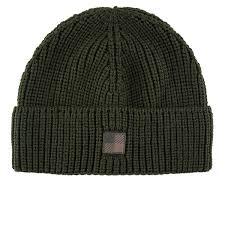 Woolrich Hat Size Chart Woolrich Logo Beanie Hat Greenstone Bei Kickz Com