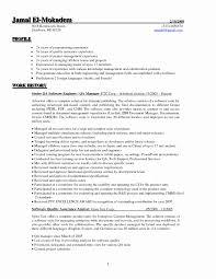 uk testing resume format investment banking testing resumes