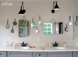 unusual bathroom lighting. Catchy Unusual Bathroom Lighting With Unique Mirrors For The Home Decorating Blog Community