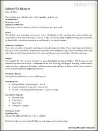 Meeting Recap Template Meeting Minutes Template Free Printable Ms Word Format