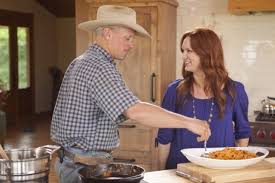 pioneer woman husband ladd. ree drummond offers a taste of penne alla vodka to her husband ladd drummond, during episode 4 the food network\u0027s pioneer woman. woman 7