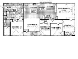 Legacy 166822A  2 Bed 2 Bath Single Wide Mobile Home For SaleLegacy Mobile Home Floor Plans