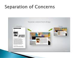 Web Design Separating Content Introduction To Styling Ppt Download