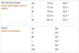 Poc Helmet Size Chart Universal Cycles Sizing Charts Poc