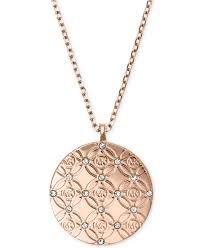 gallery previously sold at macy s women s michael kors pendant