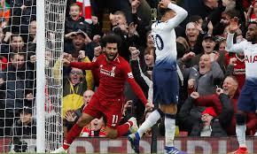 Liverpool 2-1 Tottenham: Mohamed Salah forces Toby ...