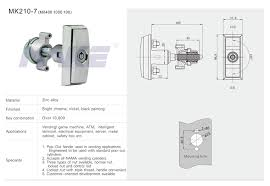 Types Of Vending Machine Locks Fascinating Locks For Water Vending Machine Wholesale Locks For Suppliers Alibaba