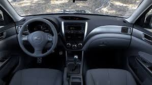 2010 subaru forester interior. Plain Subaru 2010 Subaru Forester 25XT Limited Review   Roadshow Throughout Interior F