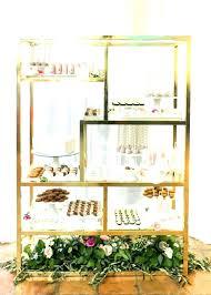brass shelving unit gold shelving unit brass glass shelf metal wall mounted brass shelving unit