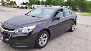 2014 Chevrolet Malibu LS Eco Quick Tour and Test Drive - YouTube