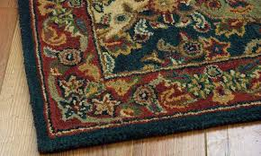 picture of nourison india house handmade multicolor 3x8 rug
