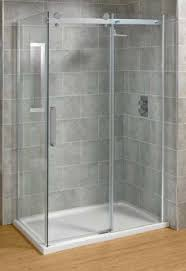 mere bravo 1200mm x 900mm sliding frameless shower enclosure 8mm thick glass door
