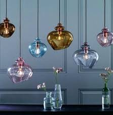 colored glass pendant lights for kitchen island colored glass mini pendants colored glass pendant light fixtures colored glass