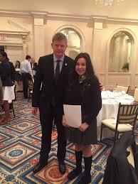despite risks u s ties remain strong global atlanta irish consul general shane stephens dariana a student at cristo rey jesuit atlanta high school who won this year s st patrick s day essay contest