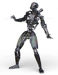 人型ロボット イラスト素材 5716625 フォトライブラリー Photolibrary