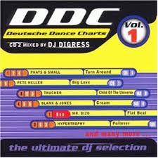 Ddc Charts Incl Mix By Dj Digress Ddc Deutsche Dance Charts 1 1999