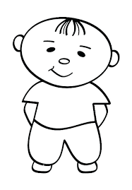 Boys Coloring Page Boy Coloring Pages Page For Kids Boys Free Boy