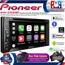 pioneer apple carplay. pioneer avh-z2050bt + reverse camera. 6.2\ pioneer apple carplay a