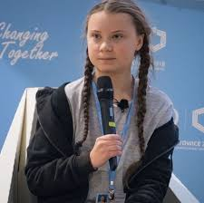 Image result for greta thunberg images
