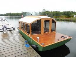 Small Picture It Looks Like A Normal River Boat But When I Peered Inside