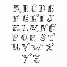 Cool Fonts To Write In Pin By Sofia On Drawings In 2019 Hand Lettering Alphabet