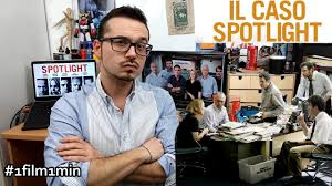 Il Caso Spotlight | Giornalismo da Oscar? | Recensione #1film1min - YouTube