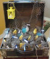 Treasure Chest Decorations 33 Unique Nautical Baby Shower Ideas