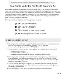fair credit changes new big