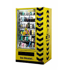 Ppe Vending Machines Beauteous PPE Personal Protection Equipment Vending Machine Elektral