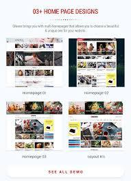 Wordpress Template Newspaper Onews Modern Newspaper Magazine Wordpress Theme Mobile