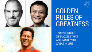 rules of success from steve jobs jack ma sachin tendulkar  3 rules of success from steve jobs jack ma sachin tendulkar inspirational speech