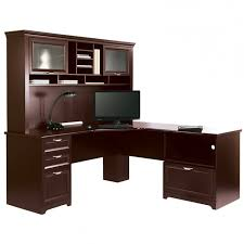 scratch dent l shaped desk cherry finish 23 1 5 h x 70 for brilliant household realspace magellan collection l shaped desk plan
