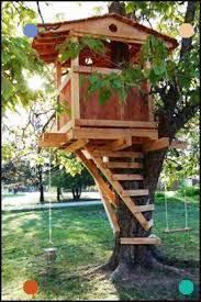 Treehouses for kids Easy To Build Gordon Family Treehouse Created For The Movie About Gardening Gardener Garden Design House Plant Maintenance Tips Gordon Family Treehouse Created For