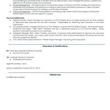 Mccombs Resume Format Stunning Sample Resume Model Pdf Simple Ken Before Ptctechniques
